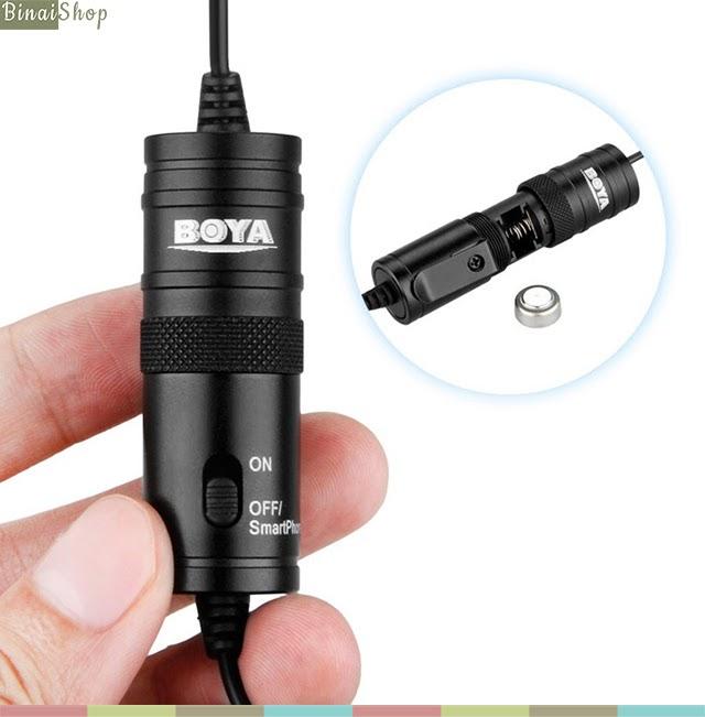 Boya BY-M1DM (Dual Mic)