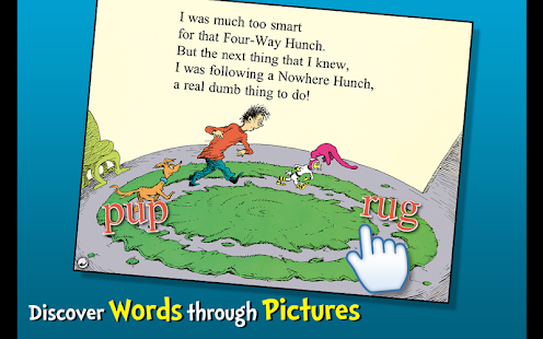 Hunches in Bunches - Dr. Seuss- screenshot thumbnail
