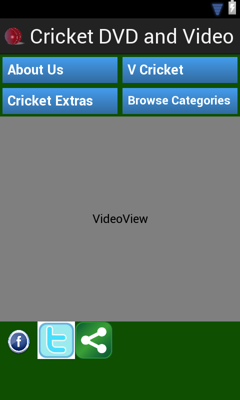 Action Packed Cricket DVDs- screenshot
