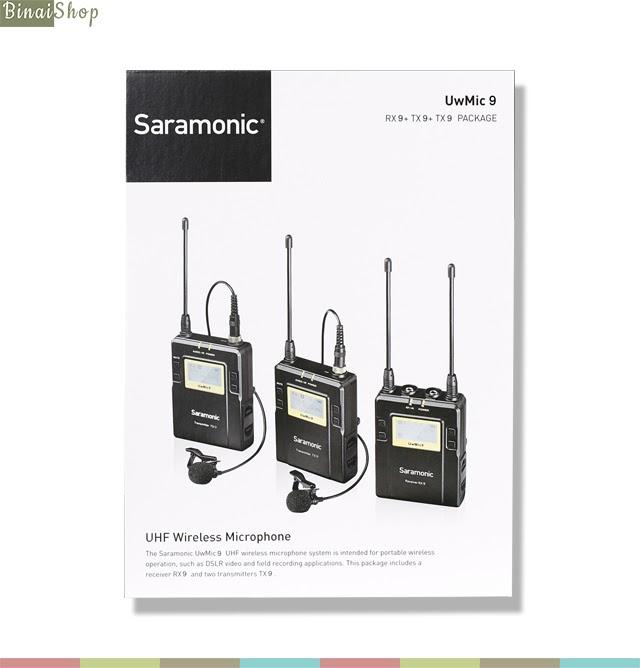 Saramonic UwMic9 KIT2