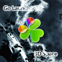 Go Launcher EX Theme 3D Space icon