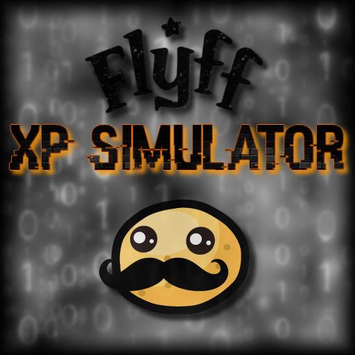Flyff XP Simulator LOGO-APP點子