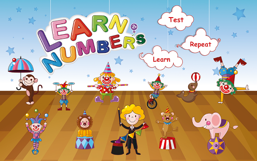 Learn numbers 2+ Free