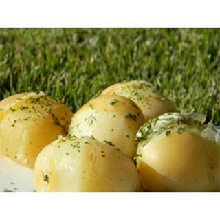 Lengenberg's Boiled Potatoes