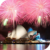Sydney Firework Live Wallpaper