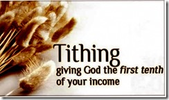 Tanya Alkitab Persepuluhan Untuk Tuhan