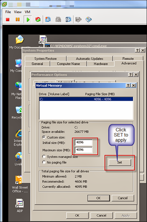 Tweaking your Windows 7/XP Desktops on VDI | vCloudInfo