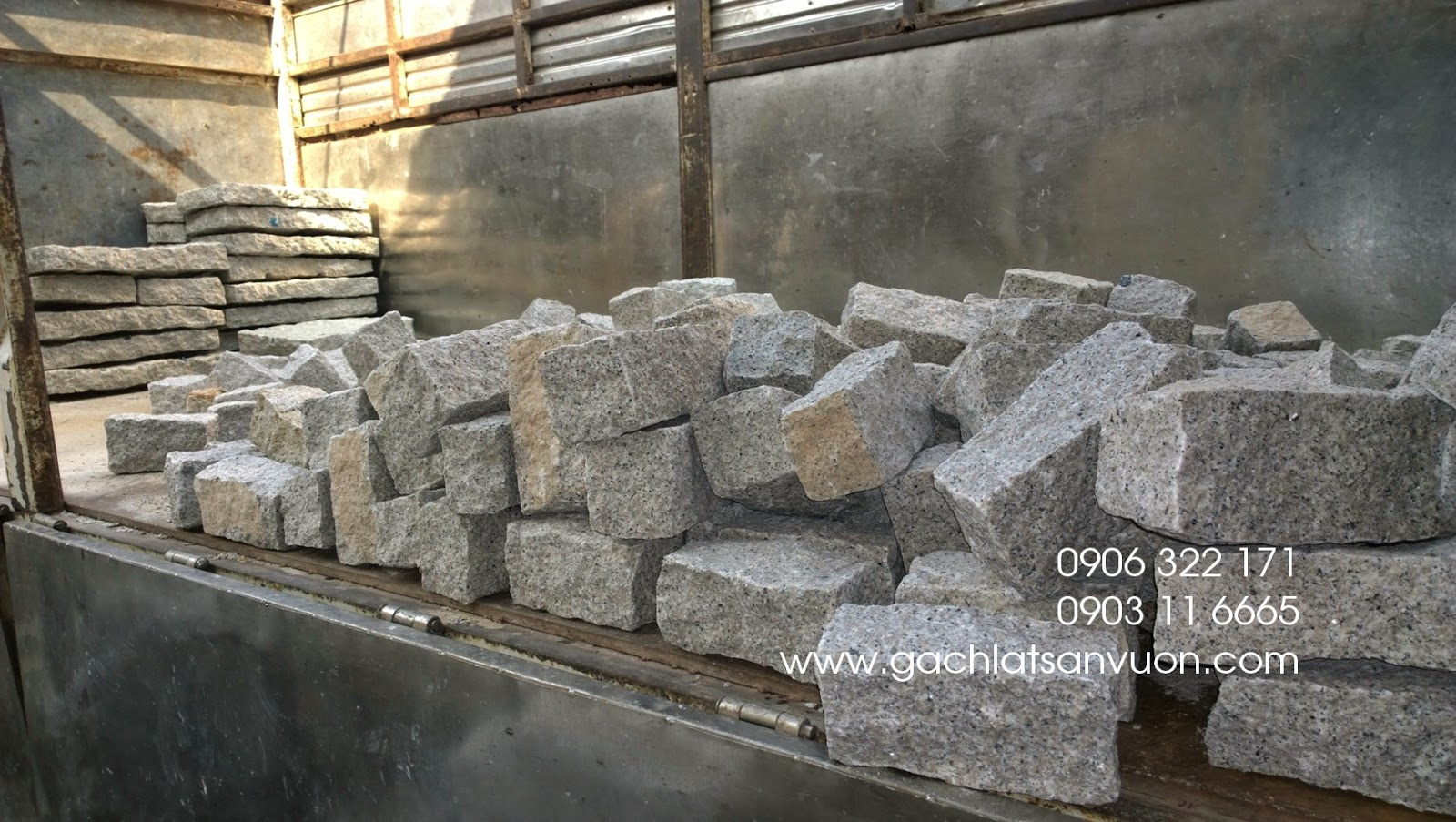 da cay granite 10x20x10 cm