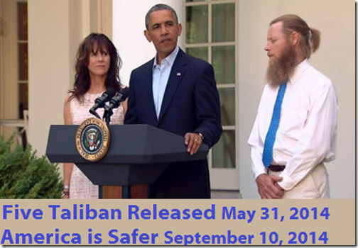 obama taliban america safer