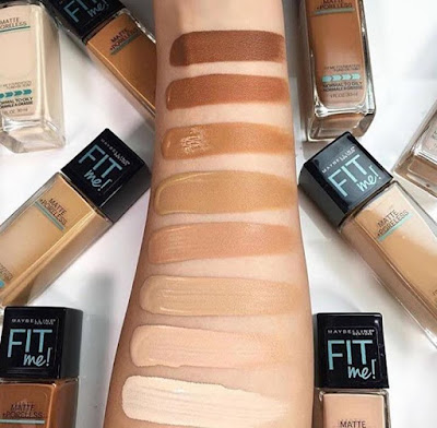 Have you found your perfect fit Foundation goals by Maybelline Whats your