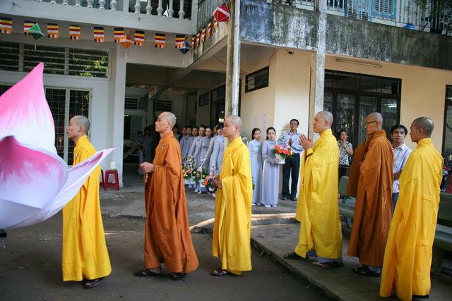 IMG 1690 Đại lễ Phật đản PL 2557 tại Tu viện Quảng Hương Già Lam
