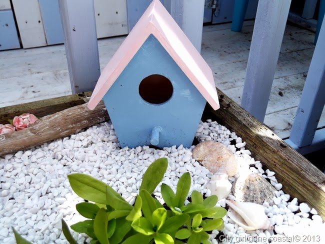 bird house fairy house