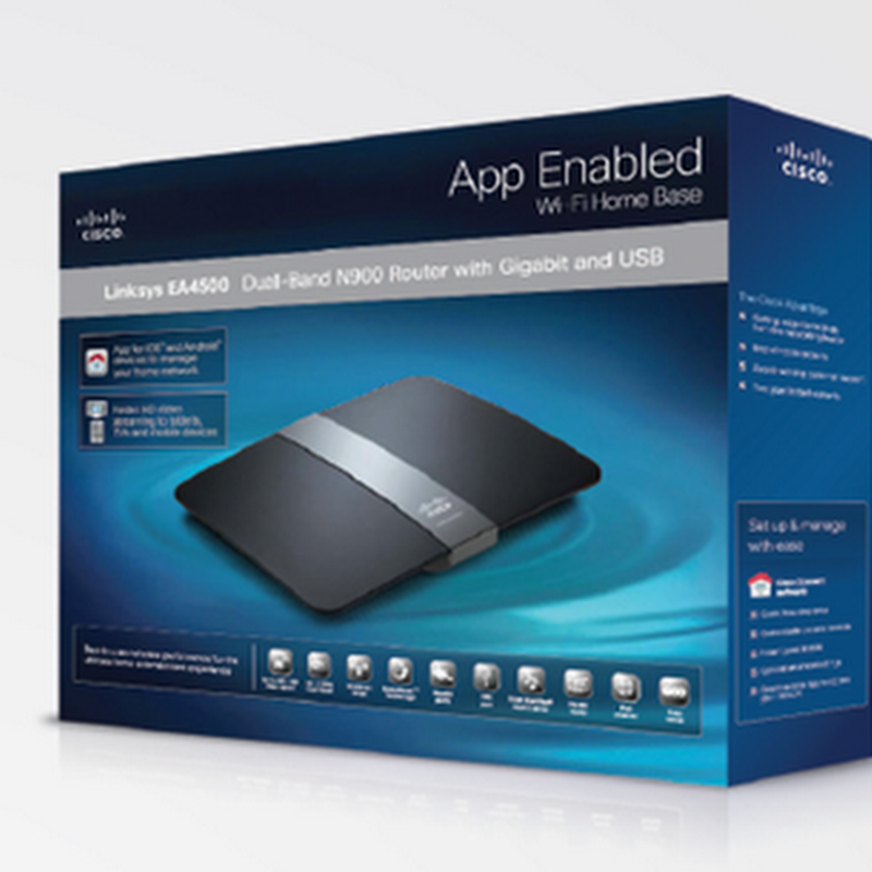 The J Babies: Linksys EA4500 Router: A Mummy's Review