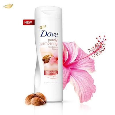 Leave your skin spoilt for choice as you indulge in Doves new
