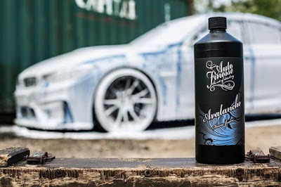 Avalanche Citrus infused snow foam from Auto Finesse