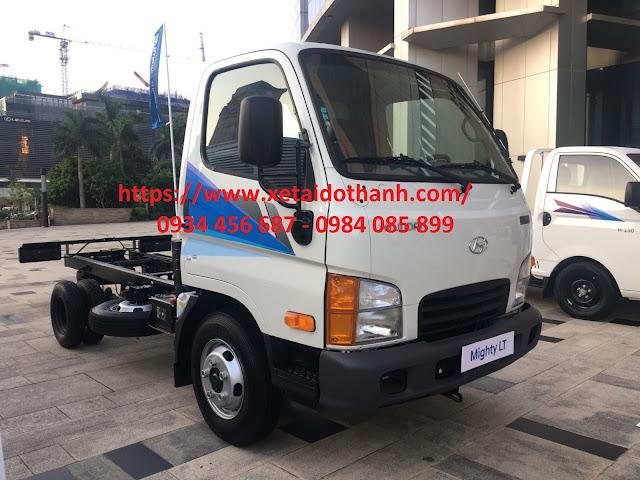 Hyundai LT thùng bạt 2,5 tấn