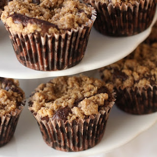 Chocolate Topping Cupcakes Recipes.