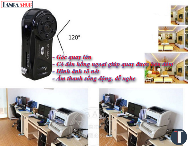 Camera IP Wifi MD81