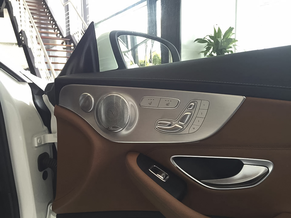 Xe Mercedes Benz C300 Coupe 2 cửa 07