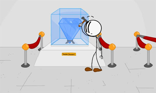 Stealing the Diamond для планшетов на Android