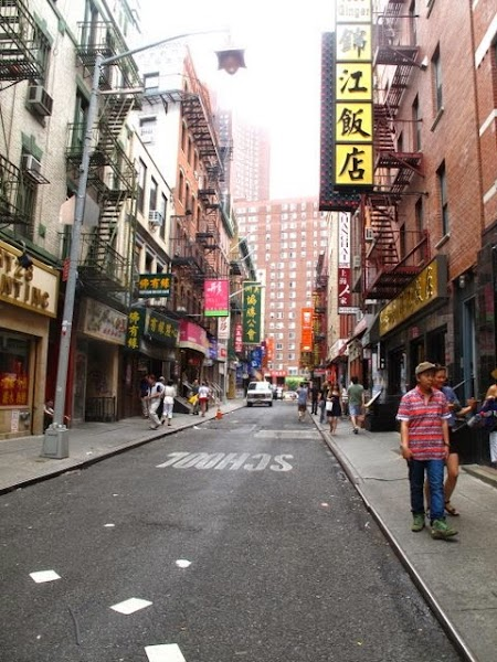 Tur culinar New York: Pell Street