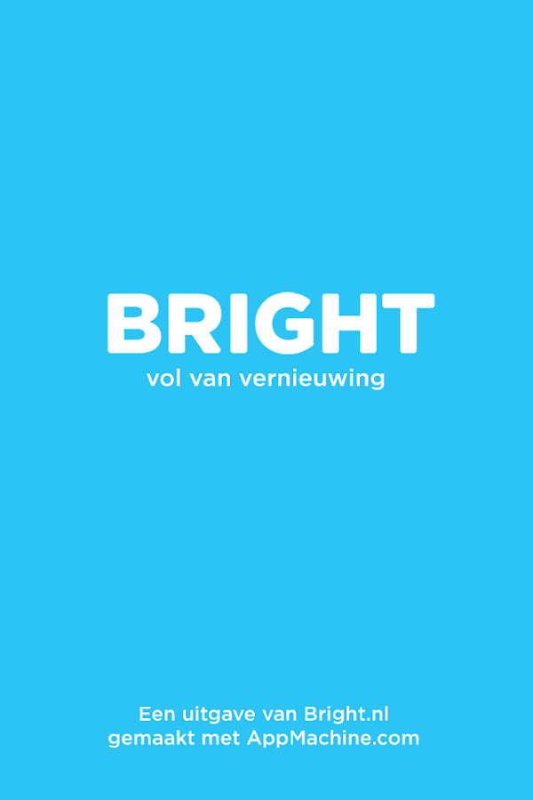 Bright- screenshot
