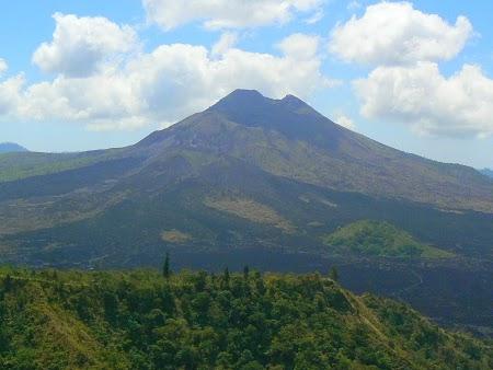 Vulcanul Batur in Bali