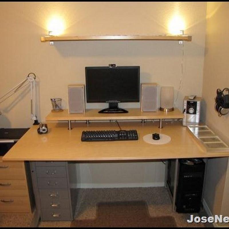 Best Ikea Computer Desk Setup Instructions Parts