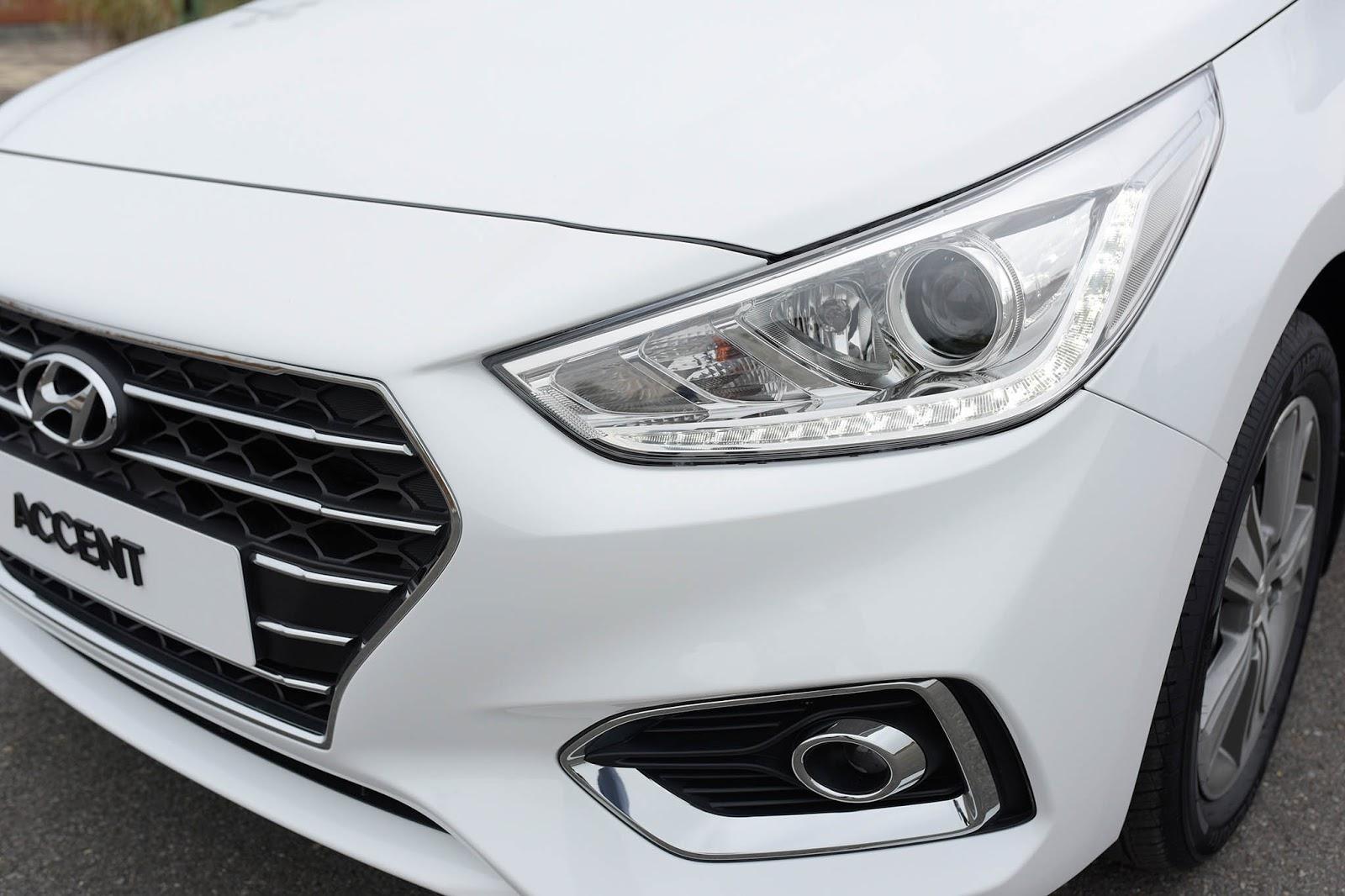 Xe Hyundai Accent Sedan 2018 New Model 04