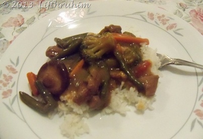 "Picture of Crock Pot Beef ""Stir Fry"""