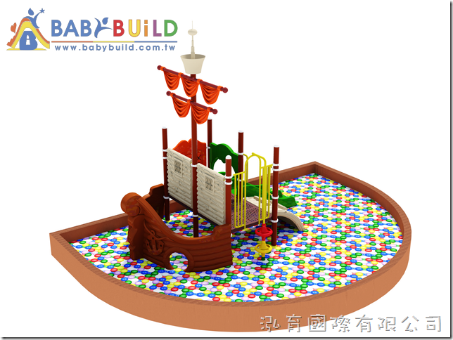 BabyBuild 室內兒童遊具規劃