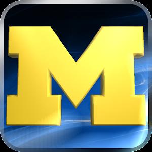 Michigan Wolverines Pix & Tone
