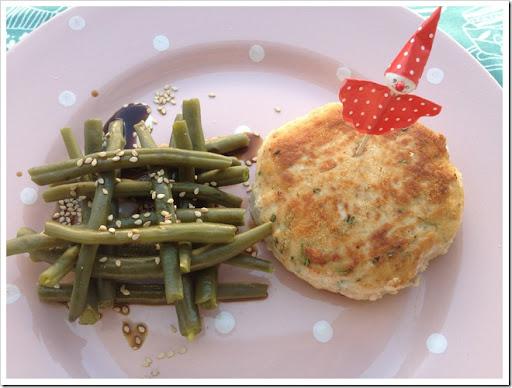 Eccezionale Mammarum: Ricette di pesce per bambini: hamburger di pesce OC09