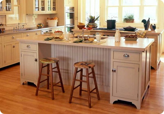 extra storage kitchen island