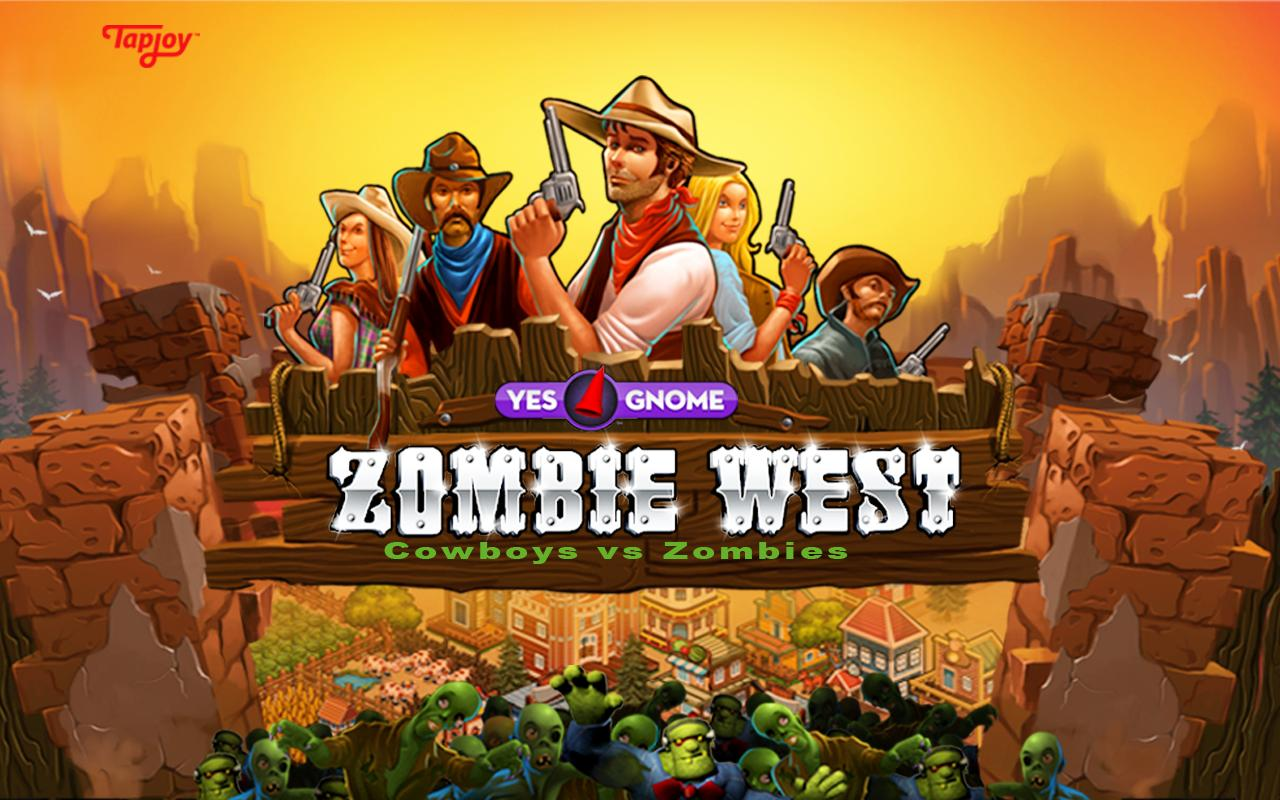Zombie West - screenshot