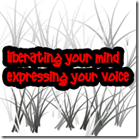 liberating your mind - expressing your voice