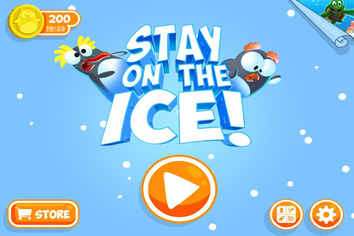 Stay On The Ice ™