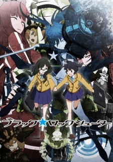 Black Rock Shooter -  Black★Rock Shooter VietSub