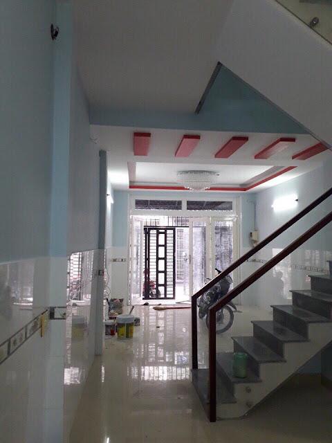Bán nhà hẻm xe ô tô Vườn Lài Phú Thọ Hòa Quận Tân Phú 012