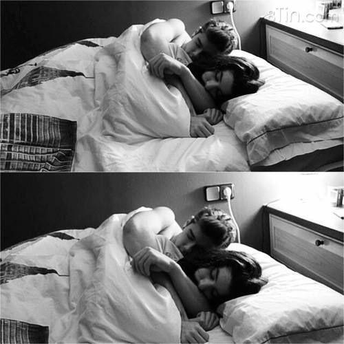 Chỉ muốn về nhà để ôm người ấy ngủ say