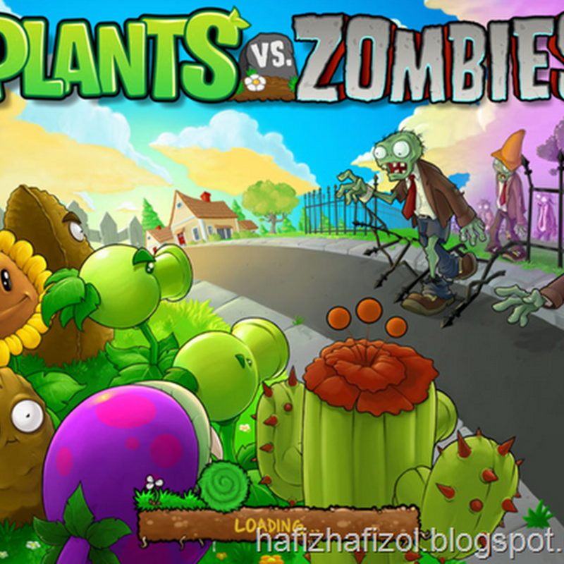Plants Vs. Zombie's Tutorial