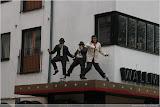 Elvis und die Blues Brothers