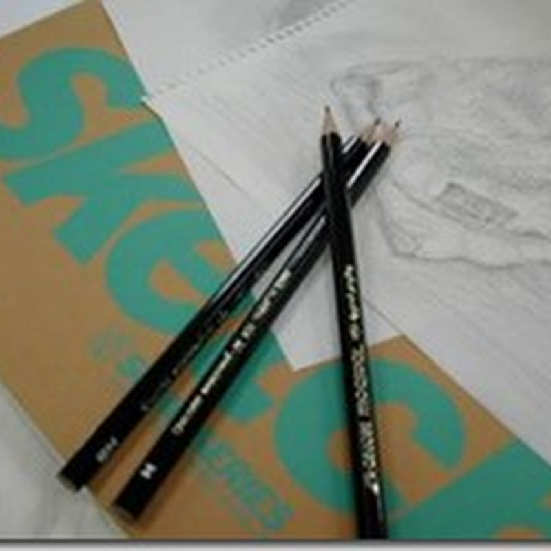 Artist Sketchbook Drawing - Ideas and Tips
