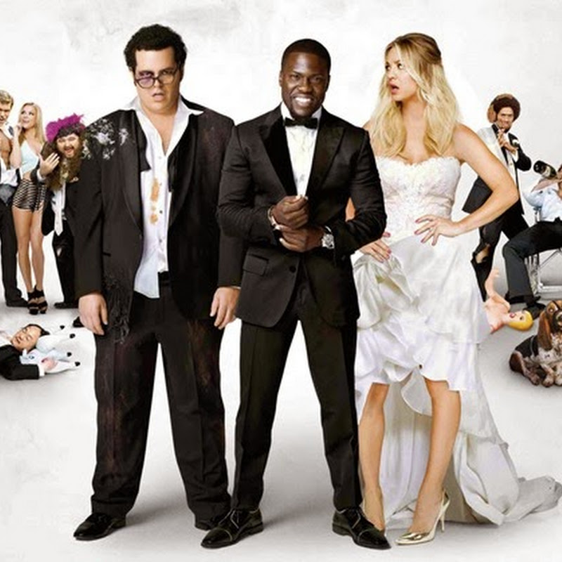 "Here Comes ""The Wedding Ringer"""