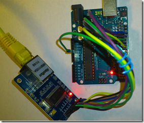 My Howtos and Projects: Getting Arduino Online – Via the