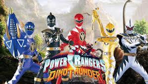 Siêu Nhân Sấm Sét - Power Rangers Dino Thunder VietSub