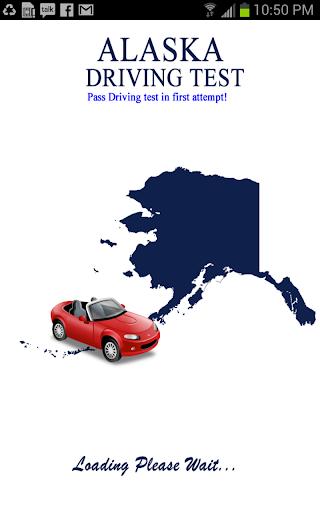 Alaska Driving Test