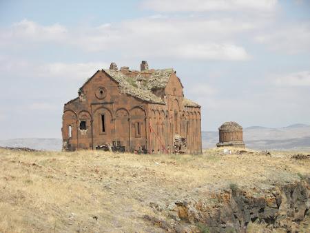 Obiective turistice Turcia: catedrala Ani