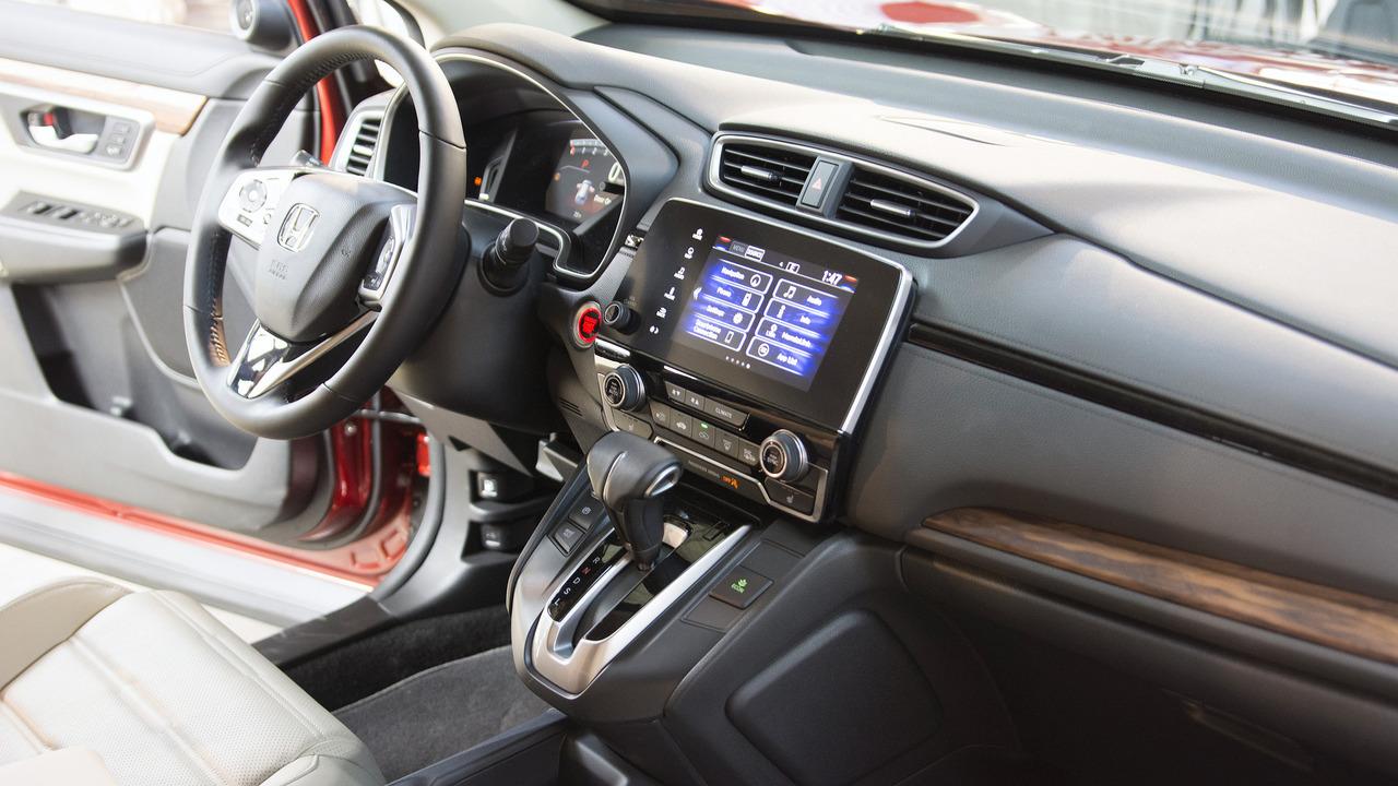 Xe ô tô Honda CR V 020