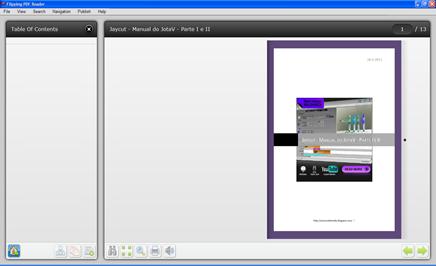 Flipping PDF Reader 2